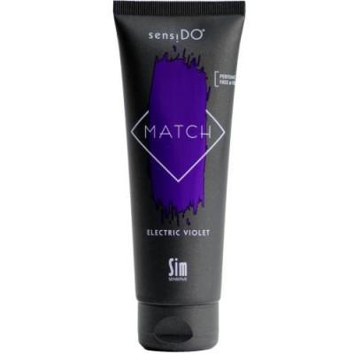Краситель прямого действия Sim Sensitive SensiDo Match Color Gloss Violet фиолетовый 125мл: фото
