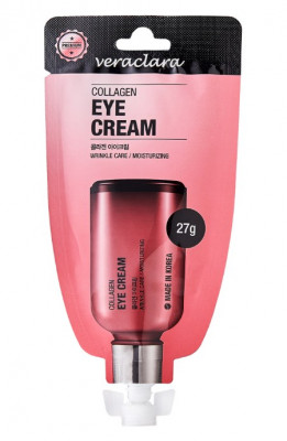 Крем для кожи вокруг глаз с коллагеном Veraclara Collagen Eye Cream 27г: фото