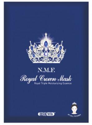 Тканевая маска, восстанавливающая естественный барьер кожи FRIENVITA N.M.F. Royal Crown Mask 28г: фото