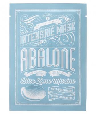 Тканевая маска увлажняющая с моллюсками BLITHE Intensive Mask Abalone 25 г: фото
