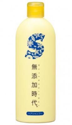 Шампунь для волос для чувствительной кожи головы Mutenka Jidai Hair Shampoo 300 мл: фото