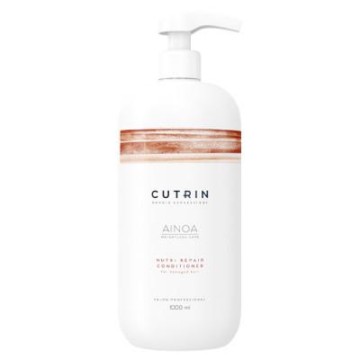 Кондиционер для восстановления Cutrin AINOA NUTRI REPAIR 1000 мл: фото