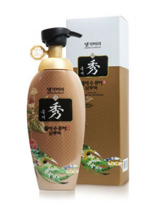 Шампунь для поврежденных волос Daeng Gi Meo Ri Dlae Soo Pure Sampoo 400мл: фото