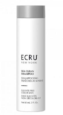 Шампунь интенсивно очищающий ECRU Sea Clean Shampoo 60мл: фото