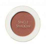 Тени для век матовые THE SAEM Saemmul Single Shadow Matte BR20 Shadow Brown: фото