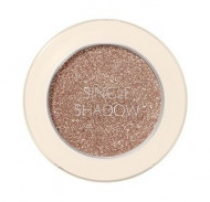 Тени для век с глиттером THE SAEM Saemmul Single Shadow Glitter CR07 Honey Coral: фото