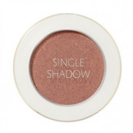 Тени для век мерцающие THE SAEM Saemmul Single Shadow Shimmer CR06 Chemistry Coral: фото