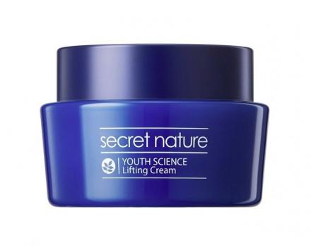 Крем-лифтинг для лица питательный Secret Nature Youth Science Lifting Cream 50 мл: фото