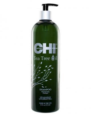 Шампунь с маслом чайного дерева CHI Tea Tree Oil Shampoo 739 мл: фото