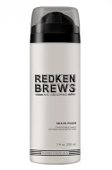 Пена для бритья Redken Brews Shave Foam 200 мл: фото