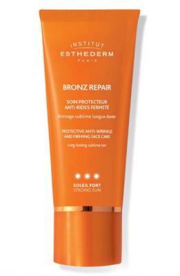 Крем для лица, шеи и декольте при слабом солнце Institut Esthederm Bronz Repair Sun Care 50мл: фото